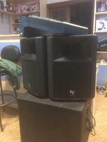Electro-Voice SxA360  (2 шт.)