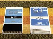 KORG S3 ROM Cards