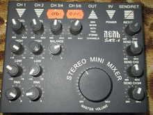 Лель SMX-6, EMX-3M 1996 черный