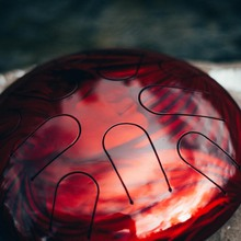 Ханг | Глюкофон | Hapi drum | Хэппи Драм | Хапи драм | Hang Nandpan | Бог Огня | Инопланетная Мастерская 2018 Красный