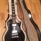 Gibson les paul studio 2013 черный
