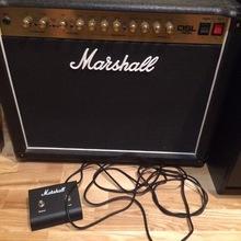 Marshall DSL 40 2013 черный