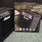 Marshall MG15CF 2017 black