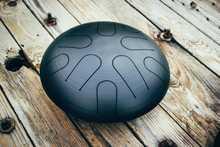 Ханг | Глюкофон | Hapi drum | Хэппи Драм | Хапи драм | Hang Nandpan | Инопланетная Мастерская Сатурн 2018 Черный