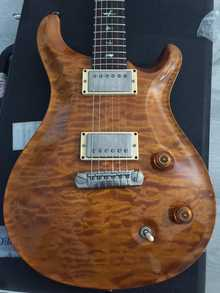 Paul Reed Smith Custom 22 Top 10 2000 amber