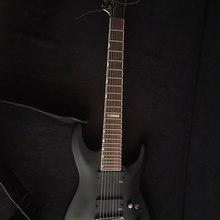 ESP LTD MH-417 2011 Black Satin