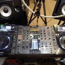 Pioneer CDJ-2000 2012 Чёрный