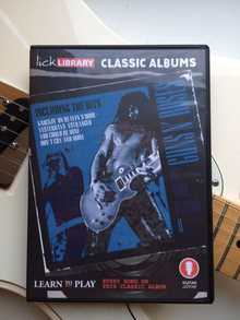 Lick Library - Classic Albums Use Your Illusion II - DVD