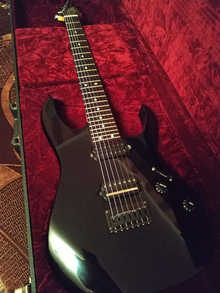Ibanez RG7621 (Customized) 1998 Черный