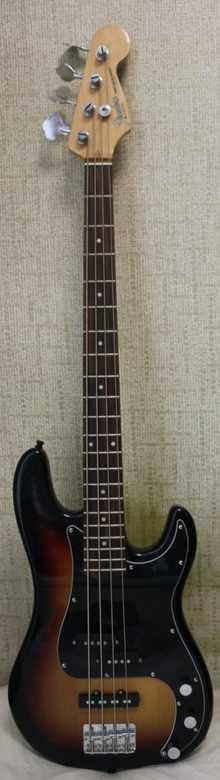 Fender Precision Bass PJ 62-55 MIJ 1984 Tobacсo burst