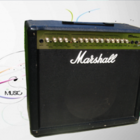 Marshall mg 100dfx