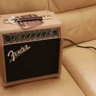 Fender Acoustasonic 15 2016 Бежевый