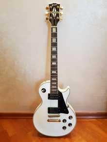 Greco Les Paul Les Paul EGC Custom 1990 белый