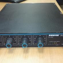 SHURE SCM410E 4-х канальный автоматический микрофонный микшер