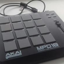 AKAI MPD18 2018 черный
