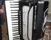 Weltmeister S5  продам аккордеон  готово-выборный
