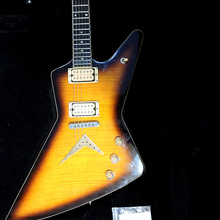 Dean 35th Anniversary Limited Edition Z  2012 Trans Brazilia Burst on Flame