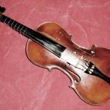 Скрипка  HOPF  старинная фабричка Германия 19 век