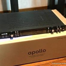 Universal Audio  Apollo 8 Quad  черный