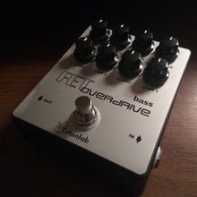 Tritonlab FET Bass Overdrive