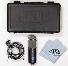 MXL R144  Фиолетовый/хром