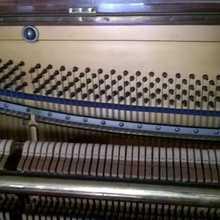 Julius Feurich, Konigl Sachs Hof-Pianoforte-Fabrik, Leipzig №15125 1903 Дерево 4х пород, слоновая кость