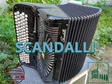 Scandalli  1 2012 black