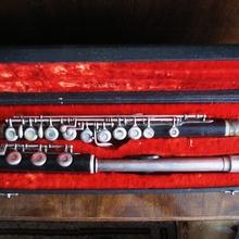 Zimermann-Флейта с немецкой системой (аппликатурой)