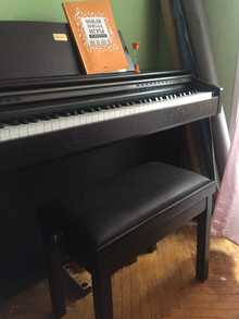 Casio  Celviano АР-45 2013 коричневый