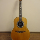 Ovation 1659-4 Custom Legend 12-String