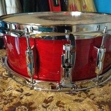 Pearl Export 2016 красный, фурнитура - хром
