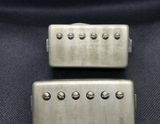 Tim White Timbuckers humbucker set aged nickel