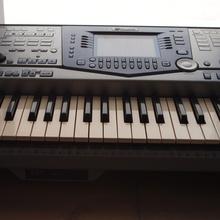 Yamaha PSR 1100 с Usb Floppy Emulator