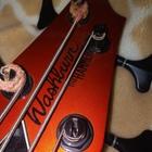 Washburn The Hammer SHB 60 2017 Оранжевый Металлик