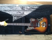 Fender  Jaguar  3 Sunburst