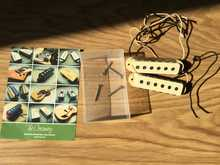 Fender Jaguar Creamery Pickups Alt'88