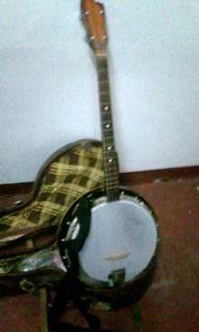 Migma   Банджо 4х стр  MIGMA  с футляром