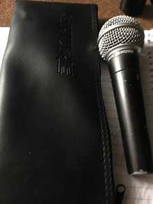 SHURE   SМ58    чёрный