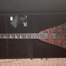 Dean Dave Mustaine V VMNT Gears of War Signature  Gears of War