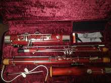 Amati  bassoon 1998