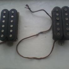 Продаю/Меняю б/у хамбакеры для электрогитары