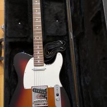 Fender American Standard Telecaster 2015 Rosewood Fingerboard, 3-Tone Sunburst
