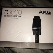 AKG C3000 2019 METALL