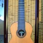 9-ти струнная классическая мастероовая гитара