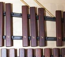 Ксилофон деревянный 2,5 октавы