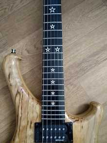 JET UEG-2007 SP  Spalted maple