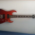 B.C. Rich Asm-1 2013 red