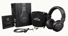 Monster Beats by Dr.Dre  Pro Special Edition Detox  2011 черный