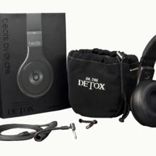 Monster Beats by Dr.Dre  Pro Special Edition Detox  2011 черный