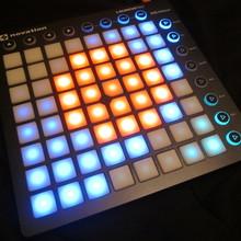 Novation Launchpad mk2  2014 Черно-оранжевый